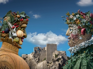 The Giants of Arcimboldo