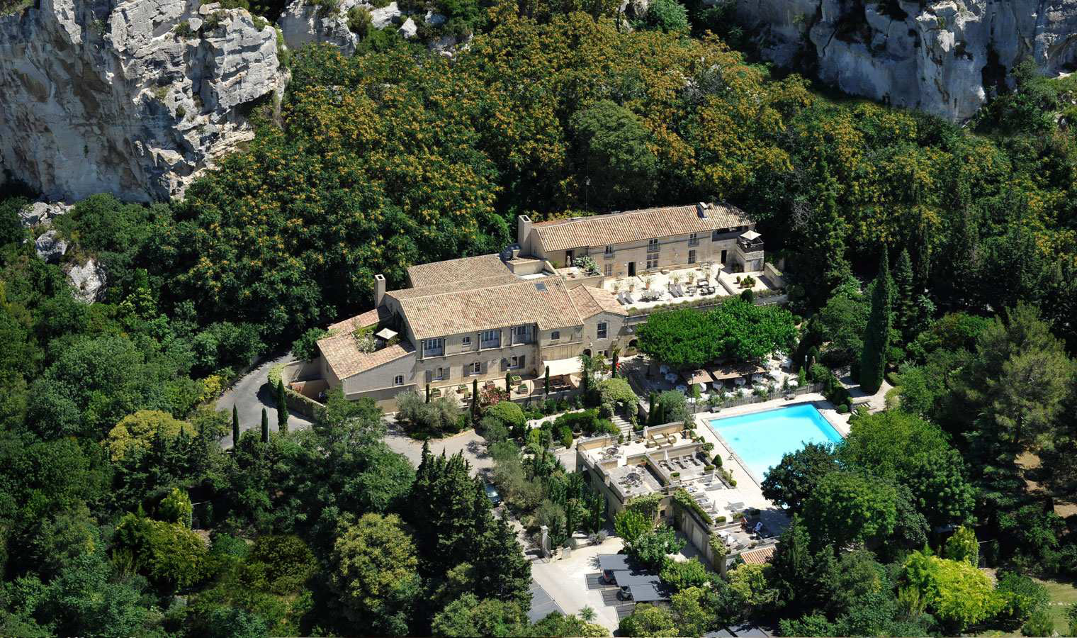 The return to grace of les baux ch teau des baux de for Hotel de reve france